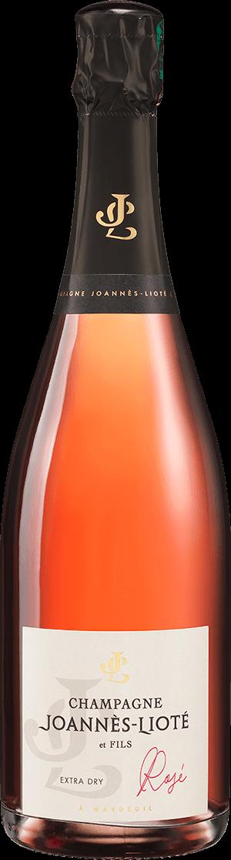 Cuvée Extra Dry Rose Joannes Lioté